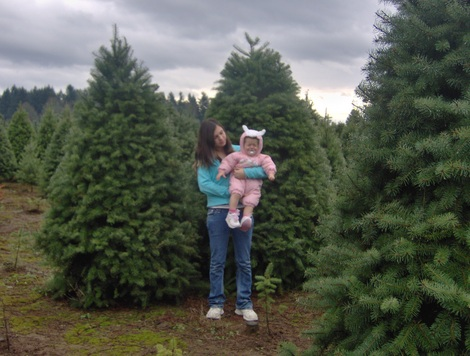 Estacada, Oregon: Christmas Tree Capital of the World