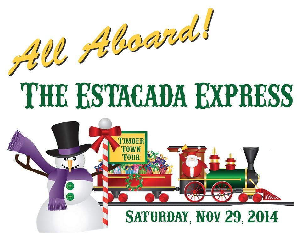 Shop Small Saturday November 29th in Estacada