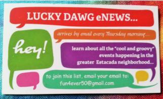 Lucky Dawg eNews 6-25-15