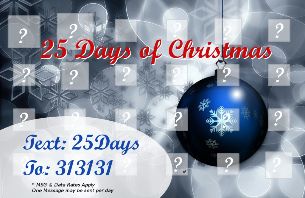 25 Days of Christmas in Estacada