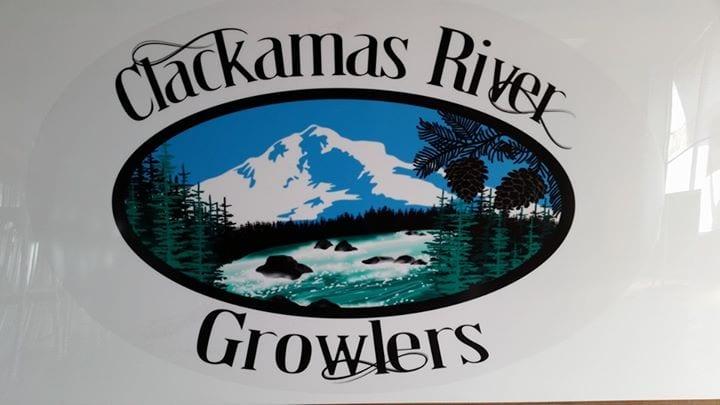 Clackamas River Growlers